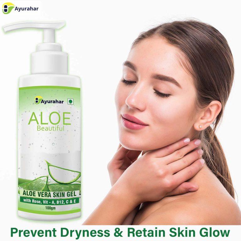 Prevent Dryness & Retain Skin Glow